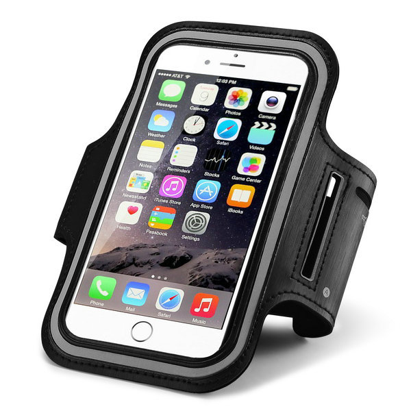 For iPhone 6 Waterproof Sport Arm band Case For Samsung Galaxy S3 S4 S5 S6/S6 Edge Phone Cover For HTC M7/M8 Running Tune Belt(China (Mainland))