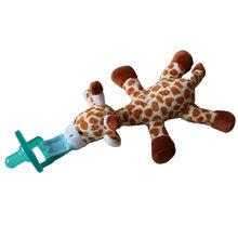 Bonito Brinquedo de Pelúcia wubbanub Chupeta Crianças Recém-nascidas Do Bebê Das Meninas Dos Meninos Dos Desenhos Animados Manequim Nipple Chupeta Silicone Chupeta Alimentação Acessórios(China)