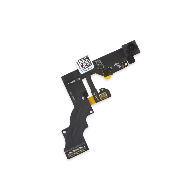 New Replacement Facing Front Camera For iPhone 6 Plus 6Plus Sensor Power Flex Cable Secondary Microphone Ambient Light Proximity(China (Mainland))