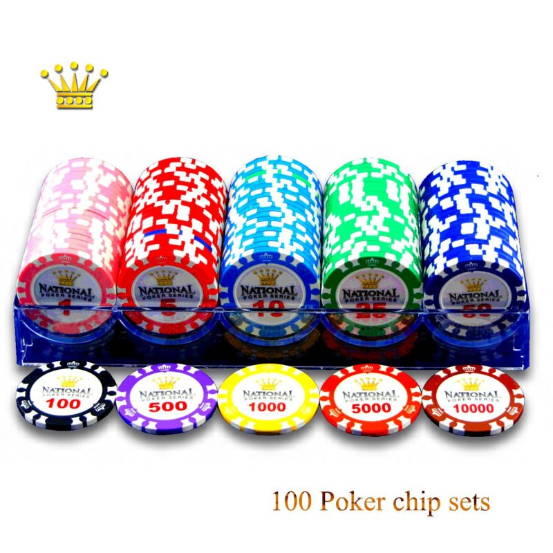 best plastic poker chips