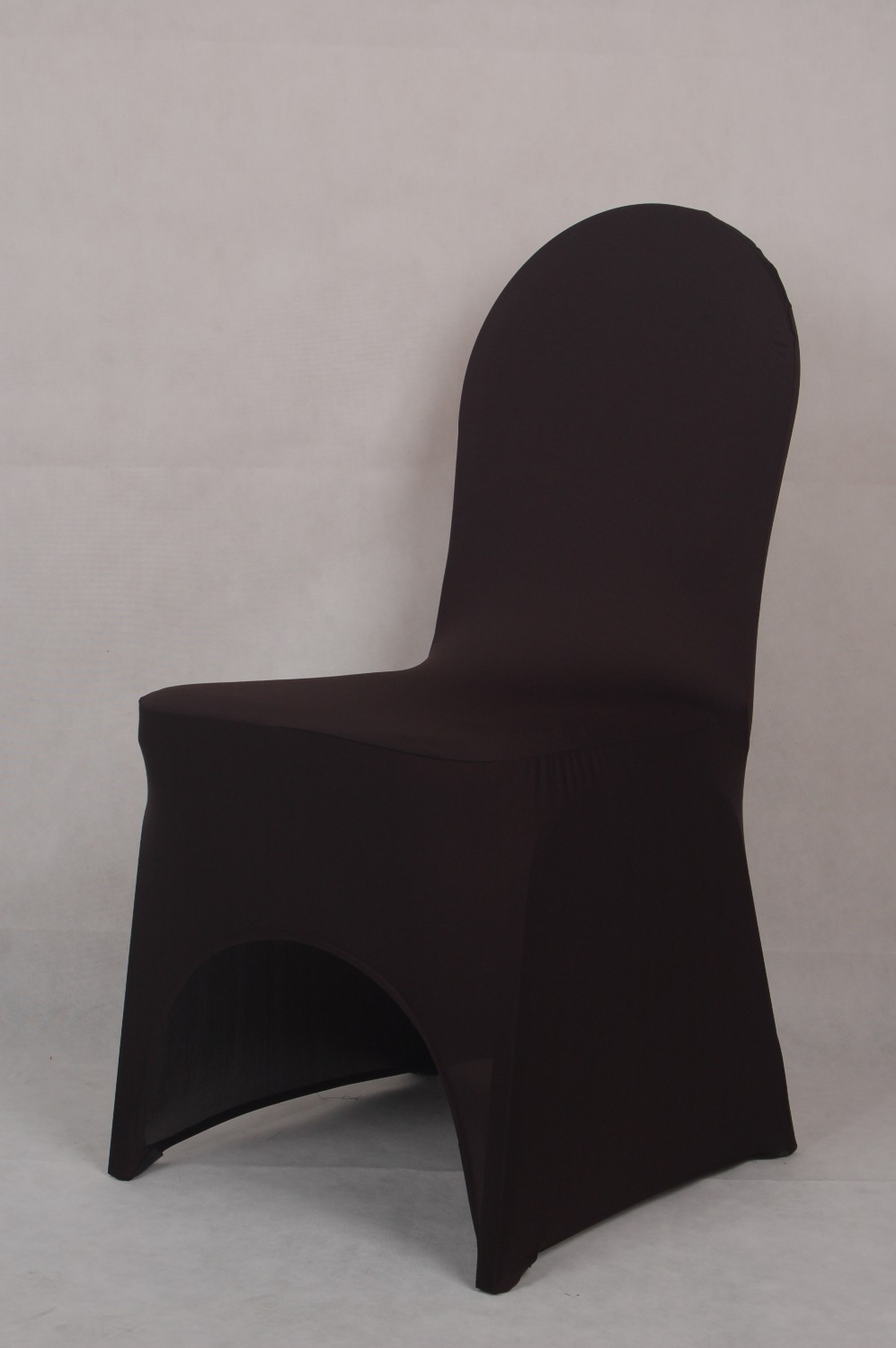 Aliexpress Com Buy Black Colour Spandex Chair Cover