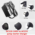 Emergency Power Supply EPS AC Adapter 110 240V to DC 15V For Multi function Power Bank