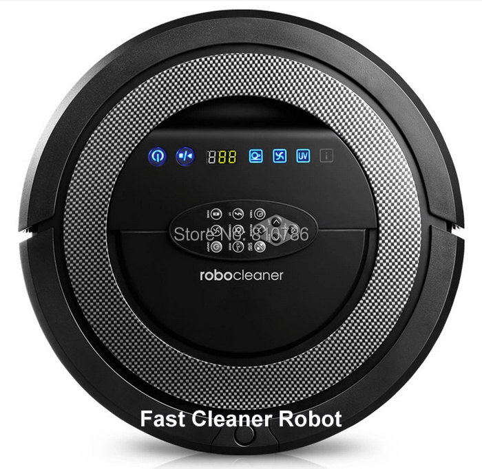 Free To Russian Manual PDF Available/2015 New Coming As Seen On TV TOP-Grade Multifunctional 6 In1 Robot Vacuum Cleaner QQ5(China (Mainland))