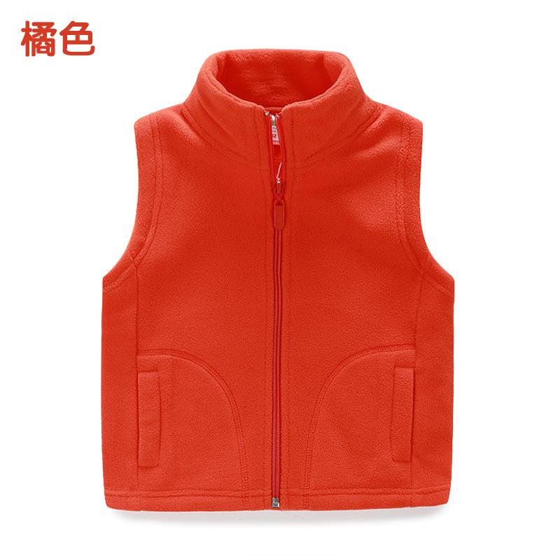 brand girls boys brand vest winter outerwear baby popular