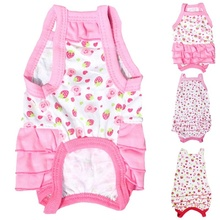 Buy New Pattern Puppy Dog Clothes Princess Dress Dog Costume Suspenders Mascotas Cachorro Perros Ropa Para Perros Free for $2.66 in AliExpress store