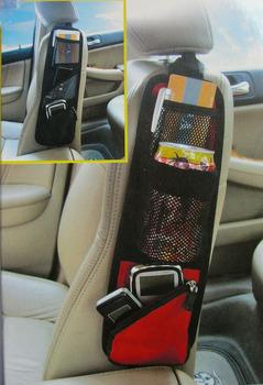 Free shipping Car multi function Pocket Storage bag Organizer Bag sundry bag for Back seat side chair 1pc/lot