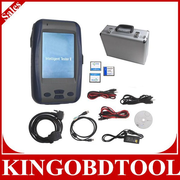 2015 High Performance TOYOTA Intelligent II Tester 2 with Toyota/SUZUKI card Toyota IT2,Toyota intelligent tester 2 Diagnostic(China (Mainland))