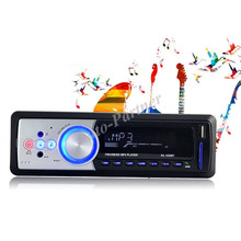 Car Radio Car Bluetooth speaker MP3 1020BT car stereo Bluetooth radio MP3 player generation car CD DVD Free shipping(China (Mainland))