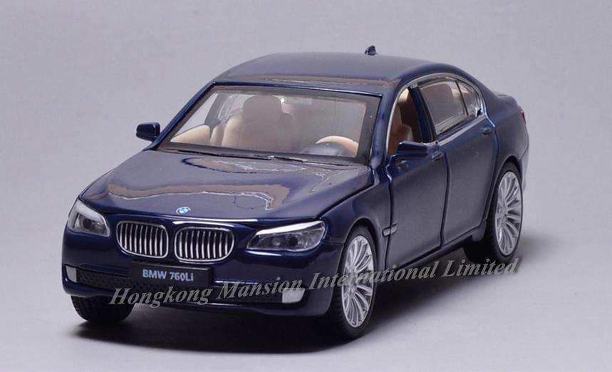 New 132 Car Model For BMW 760Li (26)