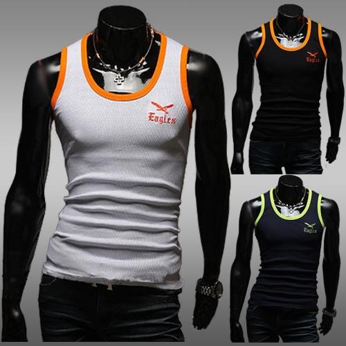 2015 sports tank tops men shirts colete masculino L-XXL  -  DT boutique store