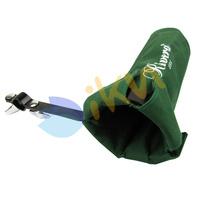 темно-зеленого цвета барабан палку держатель голени держатель зажима на стенде