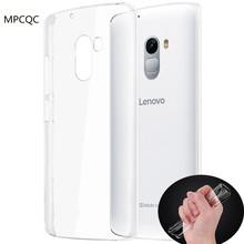 Buy MPCQC Lenovo K3 A6000 A7000 K4 K5 Plus K6 Note A2010 A1000 A536 Vibe P1M P1 Transparent TPU Phone Case Soft Cover bags for $1.28 in AliExpress store
