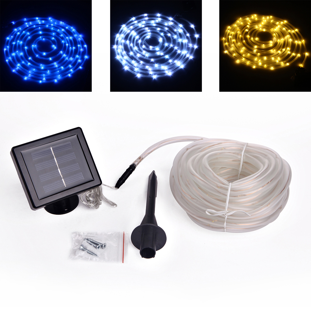 lights party lights solar garden lamps solar powered in led string