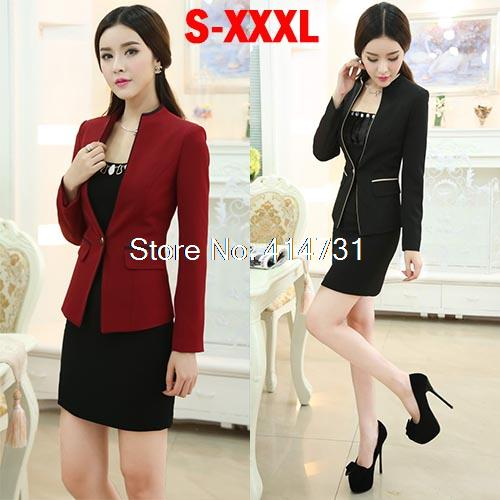 Formal Clothing Online Clothes Lady Formal Suits