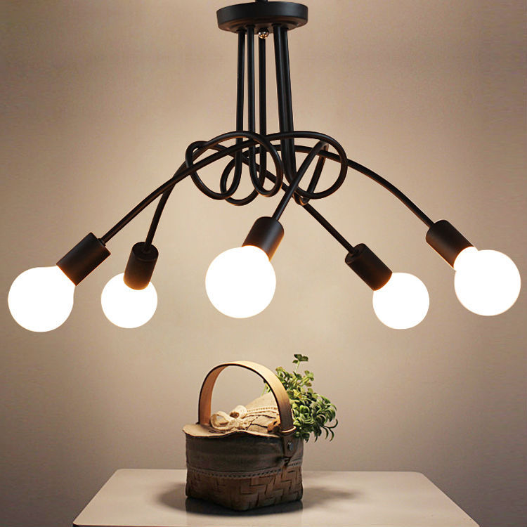 Modern ceiling lights living room bedroom dining room lamp for Modern lamps for dining room