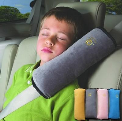Car seat belt shoulder pad Sleeping Pillow car safety seat with matching jacket automotive super car market(China (Mainland))