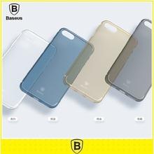 Original Baseus For Iphone 7/7 Plus Case Slim PP Matter Mobile Phone Bags Case for iphone 7/7 plus Back Cover