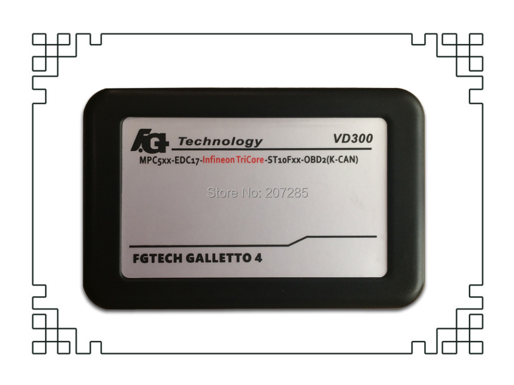 2016 Latest Version V54 FGTech Galletto 4 Master BDM-Tricore-OBD Function FG Tech ECU Programmer with Multi-langauge(China (Mainland))