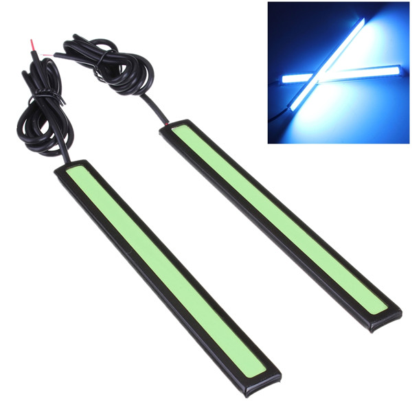 Big Promotion Multicolor 14cm COB LED Waterproof Car Auto Light Source Daytime Running light DRL Driving