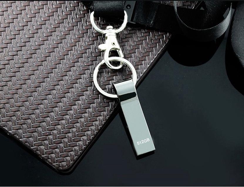 High speed metal Usb Flash Drive 64 GB USB Stick Pen Drive Pendrive 64GB 32GB 16gb Flash Drives USB 2.0 Free shipping(China (Mainland))
