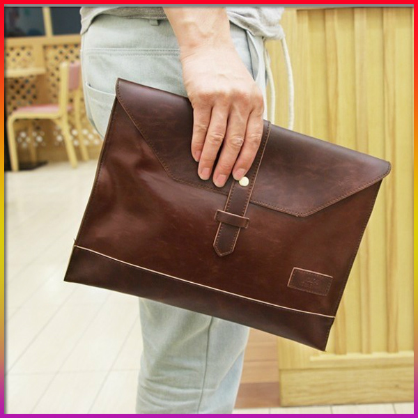 Envelope Clutch Bag Men