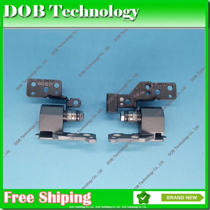 Free Shipping New Laptop Lcd Hinges for ACER TravelMate 8573 8573G 8573T left right HINGES(China (Mainland))