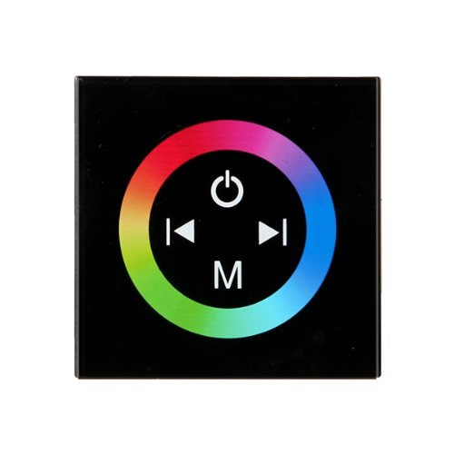 New Hotsale Promotion  TOUCH DIMMER REGOLATORE DI LUCE STRISCIA LED RGB 12-24V<br><br>Aliexpress