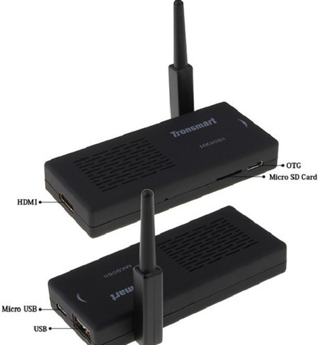 by dhl or ems 10 pieces Extended WiFi Antenna Tronsmart MK908II RK3188 Quad Core Android 4.2 Mini TV Box HDMI PC 2GB MK908 II(China (Mainland))