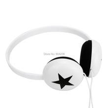 Rockpapa Boys Girls font b Kids b font Children Teens Stereo Star font b Headphones b
