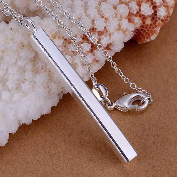 Ожерелье посеребренная мода шкентеля ленты 18 дюйм(ов) сеть ювелирных оптовая продажа бесплатная доставка rhum LP222