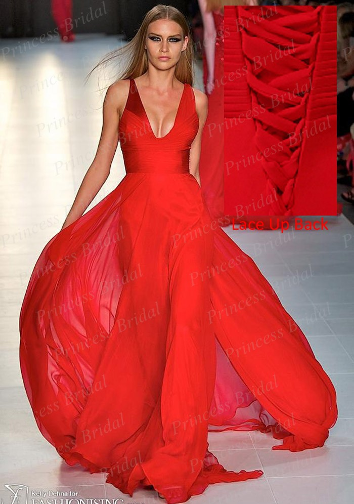 Christmas Wedding Dresses Red