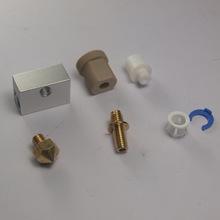 3 D принтер аксессуар Ultimaker + блок / комплект двойной экструзионная комплект модернизации great