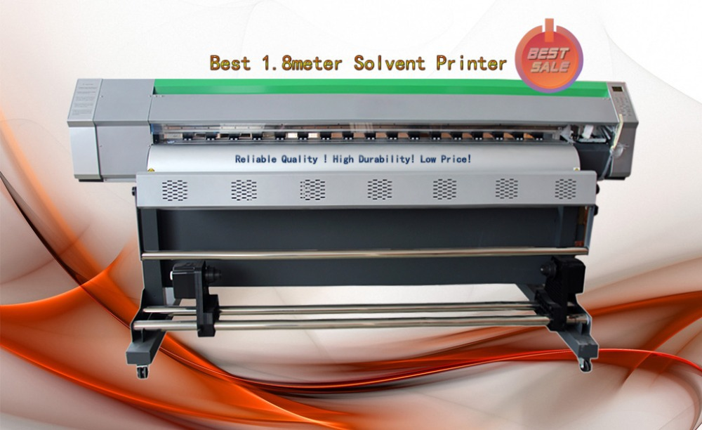 Famous High-end 1.8 meter out door plotter/wide format printer/ large format printer(China (Mainland))