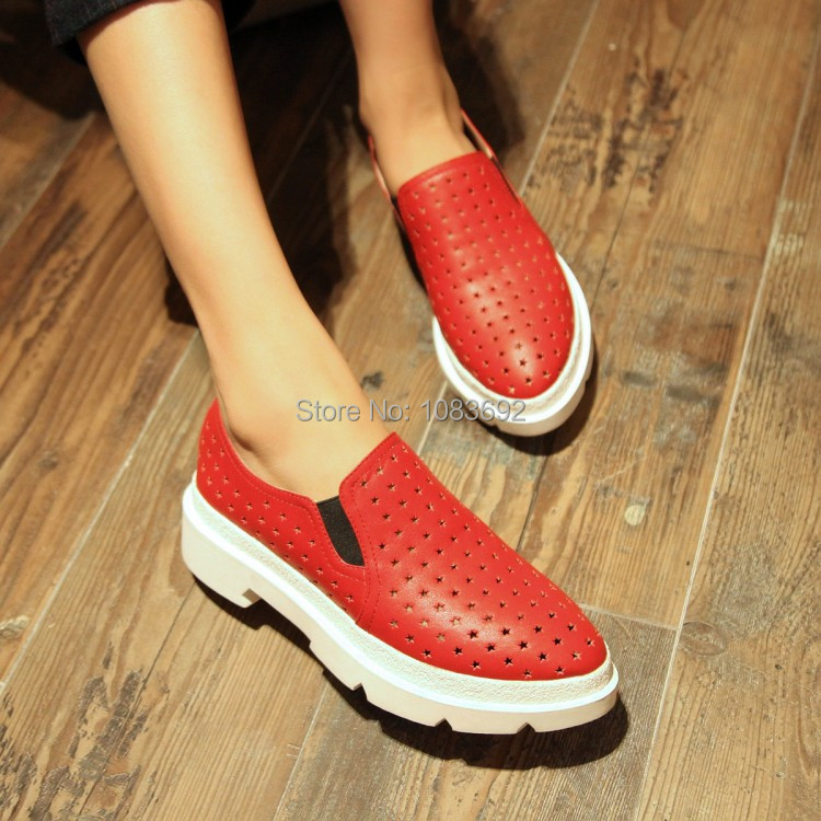 2015 new women flats, Korean version of casual comfort lace flat shoes Hollow out sandals in summer free shipping <br><br>Aliexpress