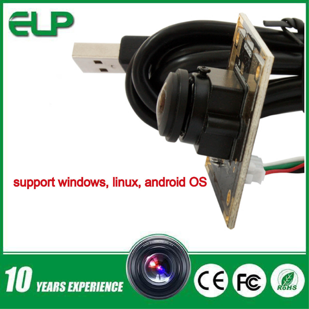 New Product Auto Focus 170 Degree Fisheye Lens High Resolution OV5640 5megapixel usb with Camera(China (Mainland))