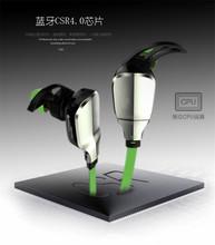 Universal Sport Bluetooth V4.0 Headset Wireless Stereo Bluetooth Headphone Earphone for Cellphones