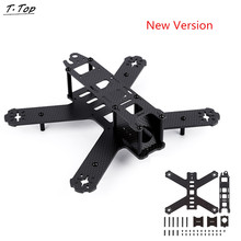 Quality Wheelbase Pure Carbon Fiber 210 Aircraft Frame Aluminum Column for Mutilcopter FPV drones(China (Mainland))