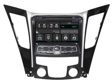 FOR HYUNDAI i40/i45/i50 (2011-2013) CAR DVD Player car stereo car audio head unit Capacitive Touch Screen SWC DVR car multimedia