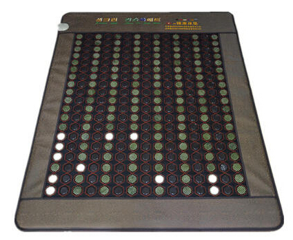 China Best quality! Good jade mattress tourmaline Infrared heat mat Physical therapy mattress 1.2*1.9M(China (Mainland))