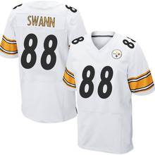 Men's #88 Lynn Swann Elite White Jersey 100% Stitched(China (Mainland))