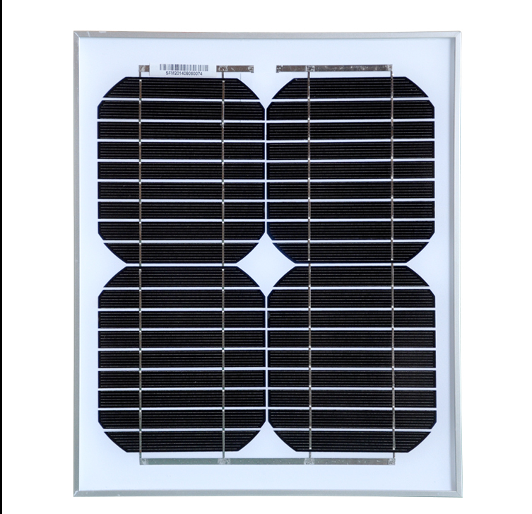 Cheap China Monocrystalline Solar Panel 10 W 18V 12V Cell Photovoltaic For Home Battery Charger Solar Energy Board SFM10W(China (Mainland))