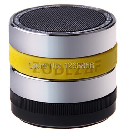 Portable Mini Wireless Bluetooth Speaker Subwoofer Audio Vibration boombox With Fm Radio MP3 Player Handfree Call(China (Mainland))