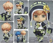 Dramatical Murder Noiz Nendoroid Game Dramatical Murder PVC Action Figure 10CM Q Ver. Nendoroid Noiz Collectible Model Toy Doll