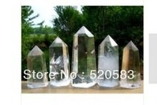 HOT SALE! 5Big Polished Lemurian Quartz Isis Crystal/Point