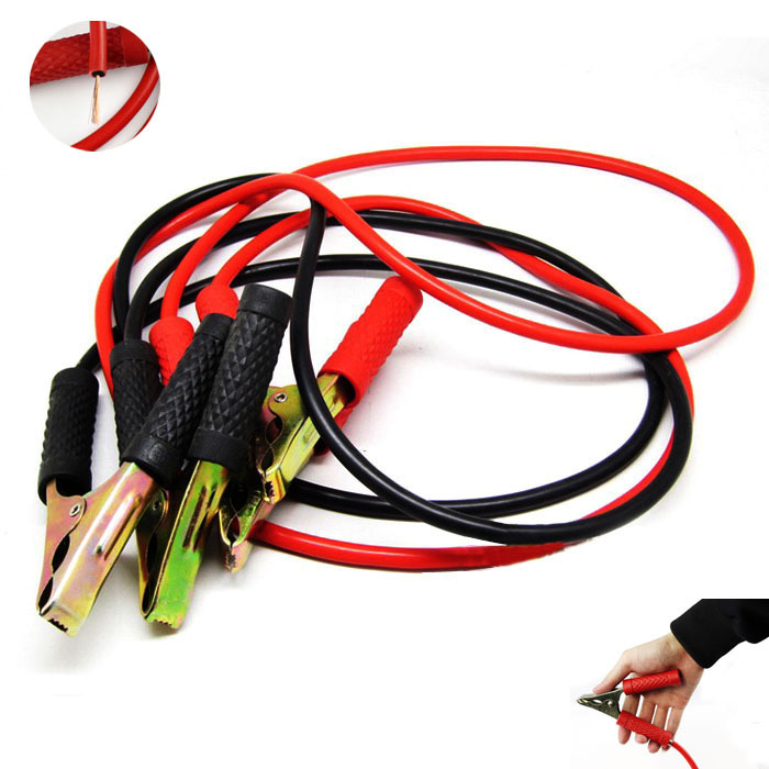 New 2x2M Car Booster Battery Jumper Booster 200 AMP Jump Start Cable Free Shipping<br><br>Aliexpress