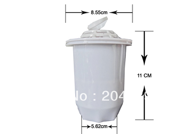 Free Shipping By China Post 15pcs/lot High Quality for New Model 3.5L Water Jug Alkaline Water Pitcher Filter Replacement