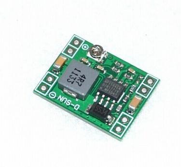 5PCS Ultra-small power supply module DC / DC BUCK 3A adjustable buck module regulator ultra LM2596S<br><br>Aliexpress