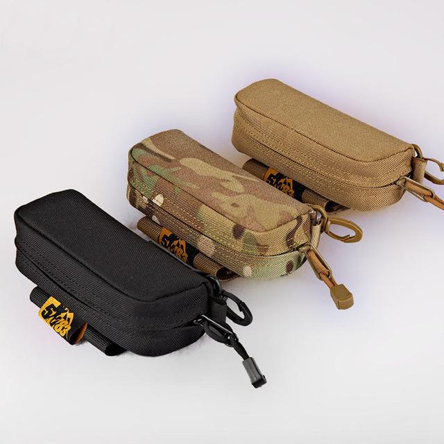 Модульная тактический талия пакеты портативный водонепроницаемый тактические очки ...