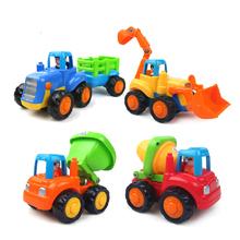 Tractor Cars 2 Francesco Bernoulli toy car/plastic Mack truck educational toys Birthday gift Free Shipping(China (Mainland))