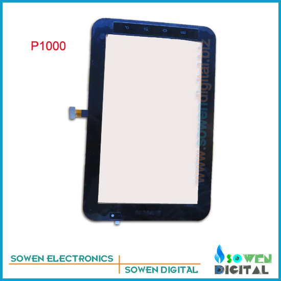 7 inch for Samsung Galaxy Tab P1000 touch screen digitizer touch panel touchscreen, Best quality